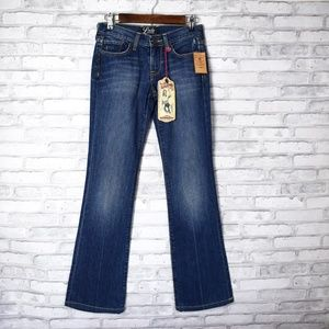 Lucky Brand Flare Jeans Size 24